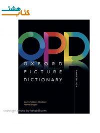 کتاب دیکشنری مصور آکسفورد OPD به همراه CD