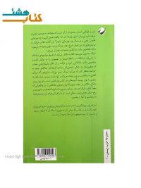 عکس پشت جلد کتاب هنر ظریف بی خیالی